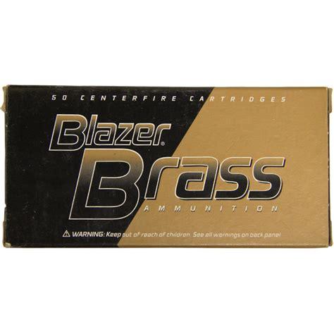 Sw Blazer ammomart 40 s w blazer brass 180gr fmj 50 rounds