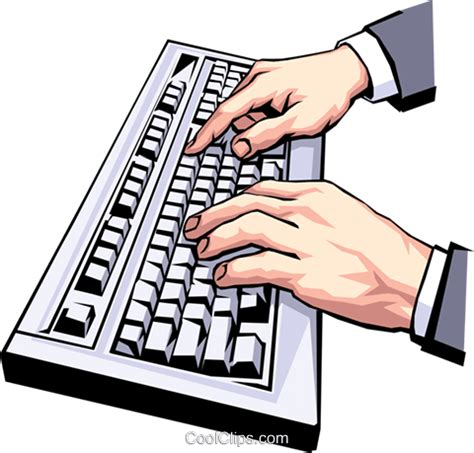 typing clipart clipground
