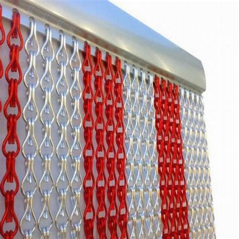 flyscreen curtain chain link fly screen door curtains insect curtains