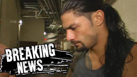roman reigns facebook roman reigns suspended quirkybyte