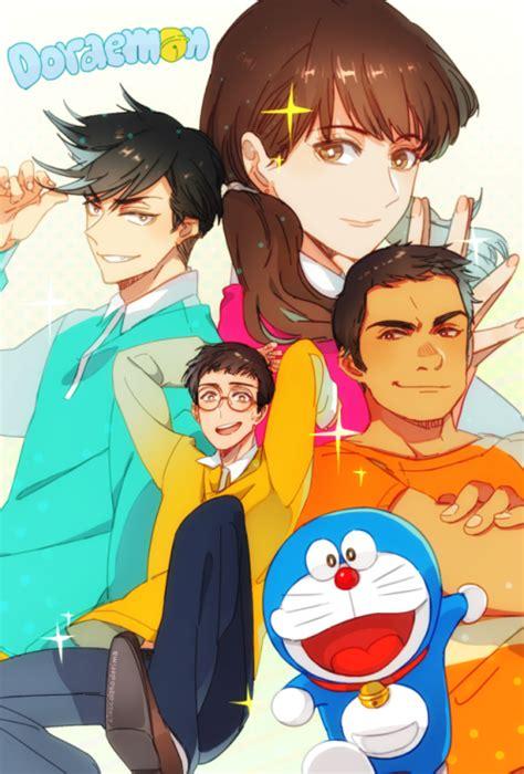 doraemon anime tumblr