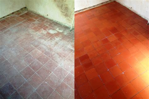 Quarry Tile Flooring by Quarry Tile Quarry Tiled Floors Cleaning And Sealing