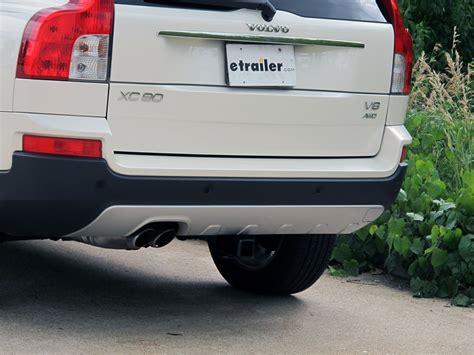 volvo trailer 2007 volvo xc90 trailer hitch hidden hitch