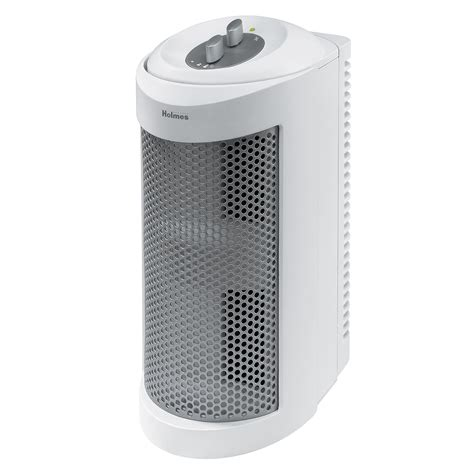holmes hap nu allergen remover air purifier mini tower