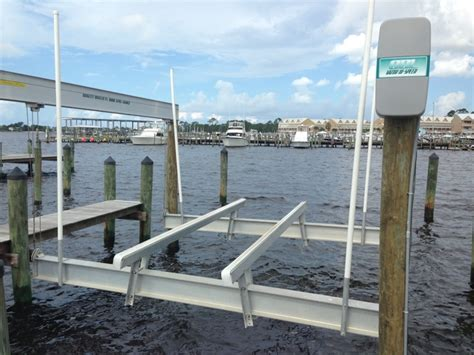 boat lift for sale how to make a sailing boat from paper - Aluminum Fishing Boat Lift