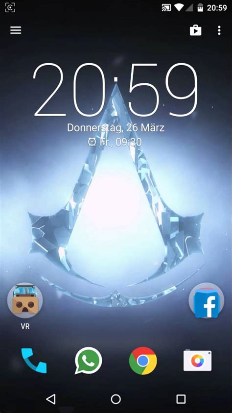 live wallpaper android youtube android live wallpaper assassin s creed rogue youtube