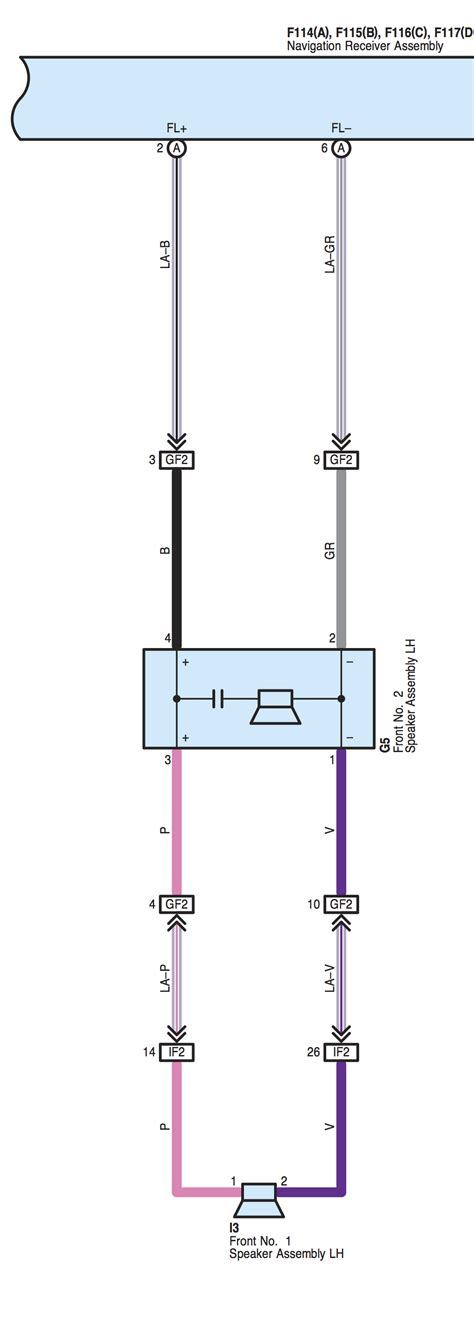parallel speaker wiring diagram exles parallel ground