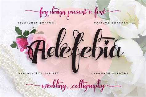 Wedding Fonts Pack Free by Adefebia Wedding Script Font By Feytypofoundry Graphicriver