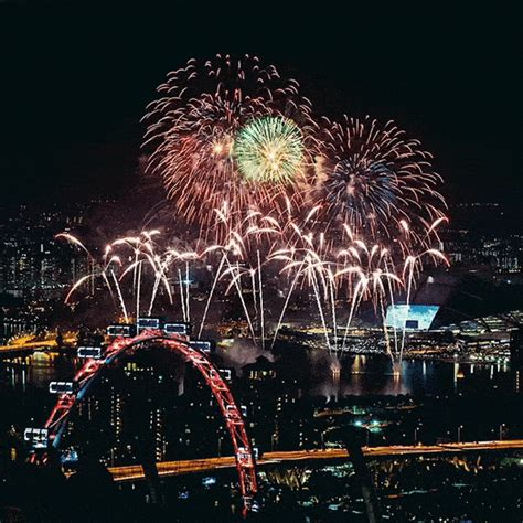 new year gifts 2018 singapore 6 rooftop countdown in singapore for firework