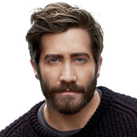 how to trim beards for men over 50 ehow jake gyllenhaal haircut