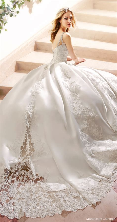 Wedding Gowns Couture by Moonlight Couture Fall 2016 Wedding Dresses Wedding