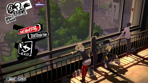 phantom thief calling card template official persona 5 website launches new