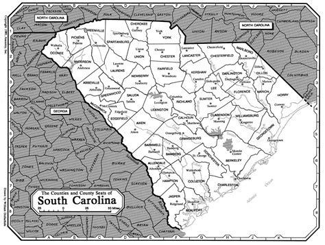 South Carolina State Court Records All About Genealogy And Family History South Carolina County District Resources