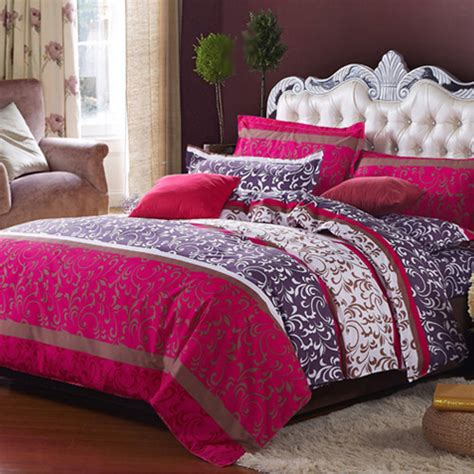king size bed on sale on sale 4pcs bedding set cotton bedding set king size bed
