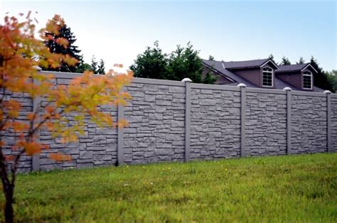 is the control barrier made of plastic good alternative to wooden fence interior design ideas