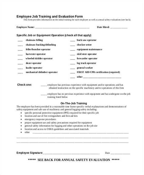 Evaluation Letter For Ojt doc 600630 on the evaluation form 19 sle evaluation forms 84 more