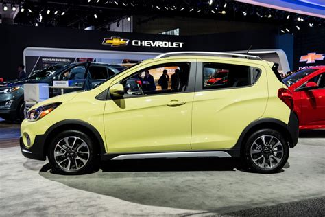 2017 chevrolet spark activ pictures gm authority