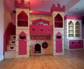 Girls Castle Bed Wanna Treat Your Kids Just Apply Disney Bunk Beds