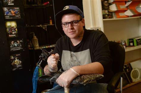 tattoo parlour birmingham birmingham tattoo artist tells young girls a baby is no