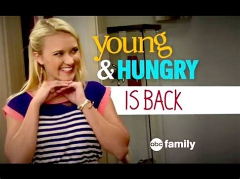 theme song young and hungry season 2 emily osment young hungry season 2 official trailer 2015