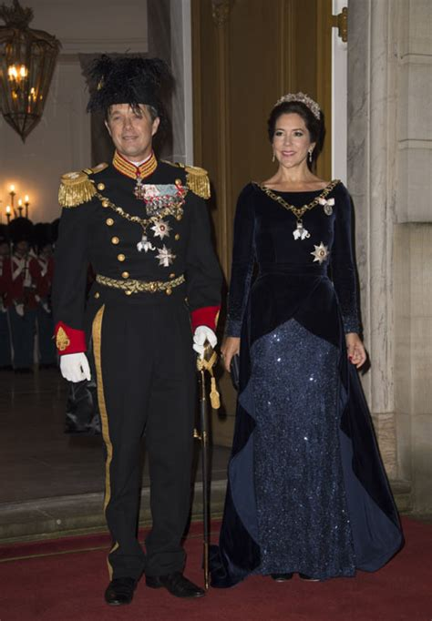 princess mary of denmark new bangs princess mary of denmark opts for wintry white at new year
