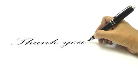how to write a thank you note that shines huffpost