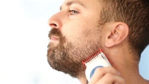 should men shave their heads bald shaving with an electric razor