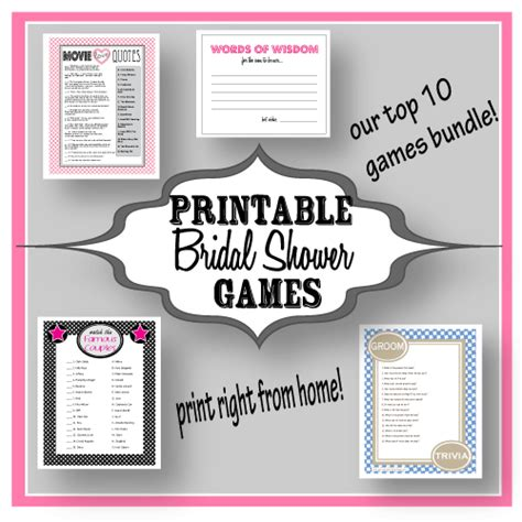 printable love games printable wedding shower game movie love quotes game