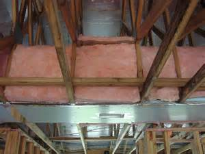 finished raised ceiling duct building america