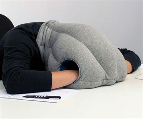Ostich Pillow by Ostrich Pillow Dudeiwantthat
