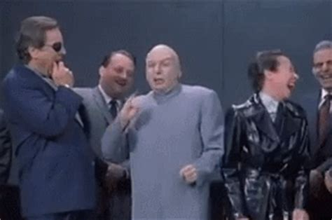 mike myers you re the devil gif evil laugh gifs find share on giphy