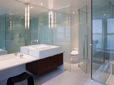 bathroom glazing unique and beautiful bathrooms ideas