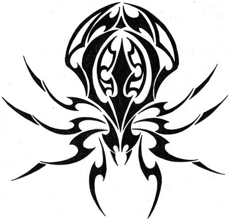 spider tribal tattoos spider tattoos designs ideas and meaning tattoos for you