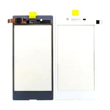 Lcd 1set Touchscreenframe Sony Xperia E3 Original sony xperia e3 display glass touch screen white