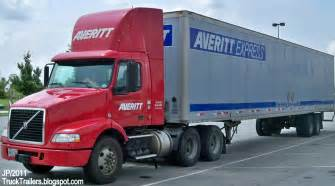 Volvo Truck And Trailer Truck Trailer Transport Express Freight Logistic Diesel