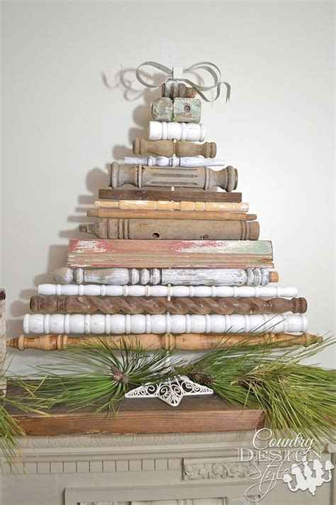 design trend artisanal vintage a collection of ideas to 1000 ideas about wood christmas tree on pinterest