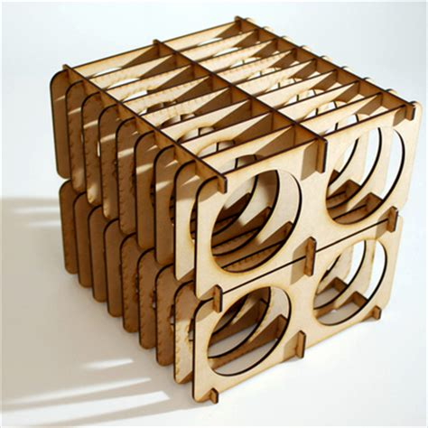 design your own products wine rack in mdf