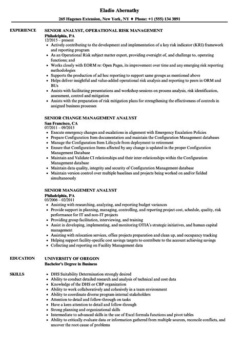 inventory analyst sle resume public works inspector