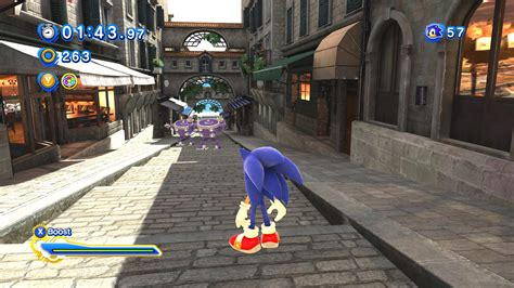 mod game for pc sonic generations mod adds most levels from console