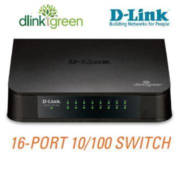 Switch Hub D Link Des 1016a d link switch 的價格 飛比價格