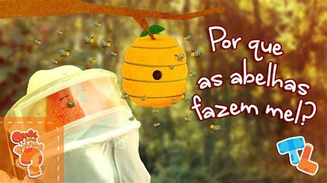 Por que abelhas fazem mel? #Ticolicos EP40 - YouTube