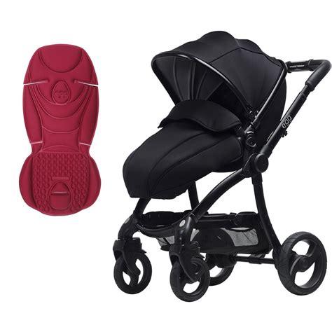 Gendongan Baby Kiddy 2in1 Hiprest Baby Carrier egg stroller gotham black at w h watts pram shop nursery