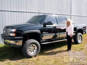 2005 chevy silverado 2500hd rancho lift kit install