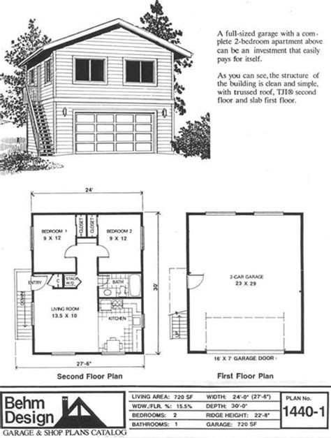 apartment over garage floor plans best 20 garage apartment plans ideas on pinterest