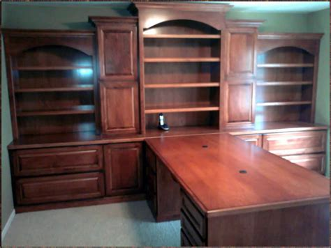 bookcase desk wall unit wall units with desk emery park drake 3piece bookcase wall