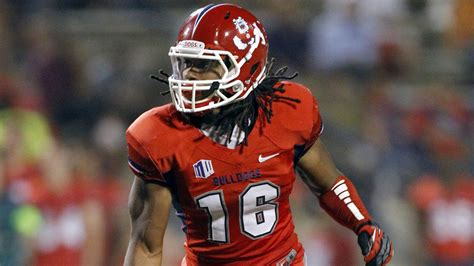 phillip thomas safety phillip thomas and cb david amerson is visiting the