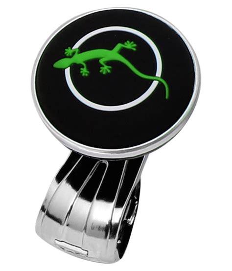 Car Steering Wheel Power Holder Knob Spinner by Speedwav Green Lizard Car Steering Wheel Power Holder