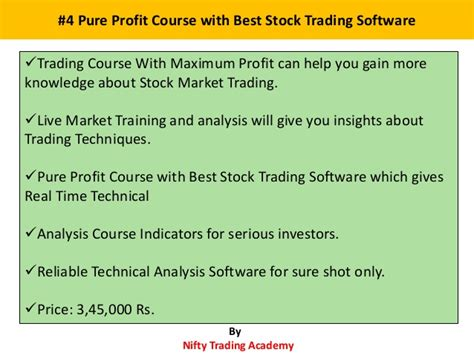 Courses On Marketing 5 by Top 5 Stock Market Courses For Beginners