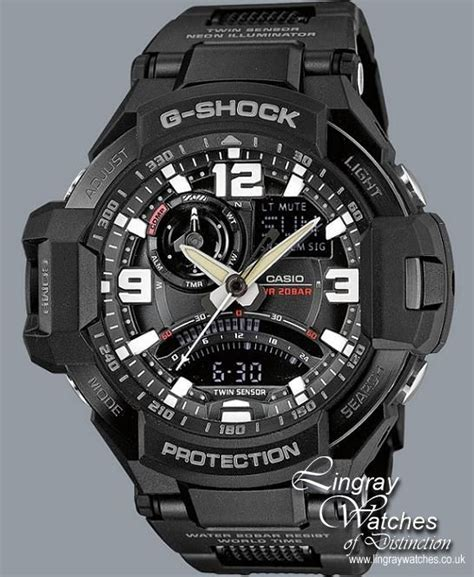 Jual Jam Casio G Shock Ga 201 1a Anti Air watches and sky on
