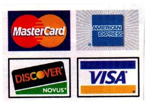 Credit Card Logos Clip Art images